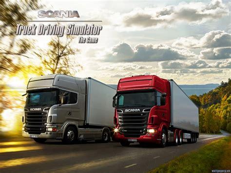 scania truck scania truck wallpaper wallmaya com