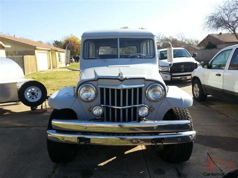 1954 willys jeep 1954 jeep willys station wagon hurricane engine
