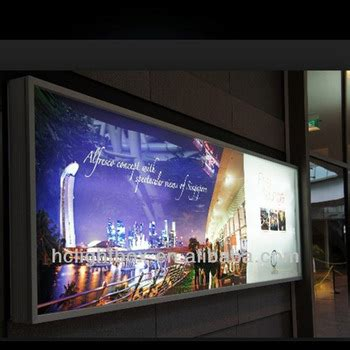 outdoor light box large led outdoor light box large outdoor advertising