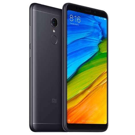 back number xiaomi xiaomi redmi 5 16gb black