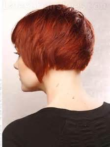 back views of choppy layered bob haircuts make em swoon 35 really cute short haircuts you ll love