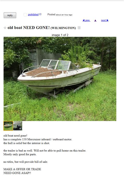 craigslist boats richmond the best quot boat quot on craig s list page 14 the hull truth