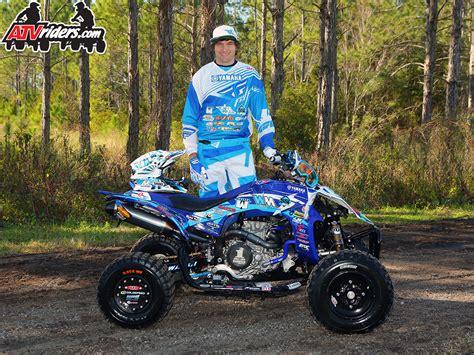 pro motocross racers chad wienen pro atv motocross racer