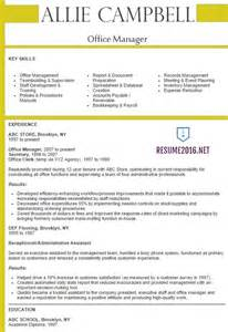 department manager resume office manager resume whitneyport daily