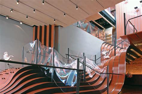 Home Interior Stairs lamaison unique longchamp soho nyc flagship store design