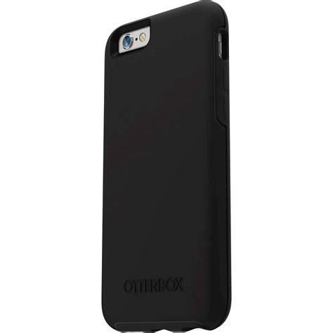 Original Otterbox Symmetri Series For Iphone 7 Black otterbox symmetry series for iphone 6 6s plus black check back soon blinq