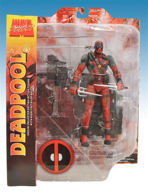 New Original Marvel Select Deadpool marvel select deadpool in package legendscrazy net