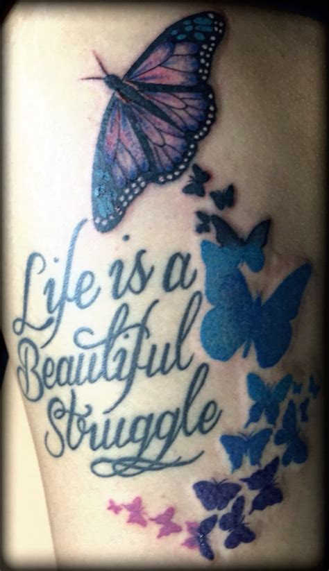 struggle tattoos designs 25 best ideas about thyroid cancer on