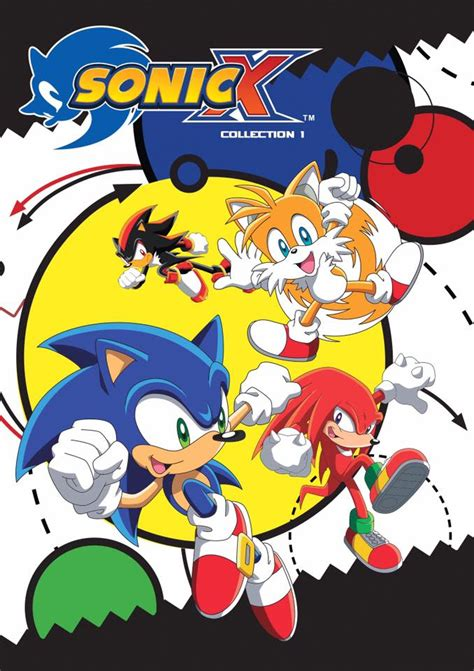 all american sonic discotek media gives update on american sonic x dvd releases sonic retro