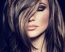hair color highlights awesome ombre hair highlights best hair color trends