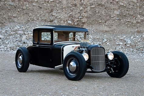 old ford vintage old s powered 1931 ford packs an old vibe
