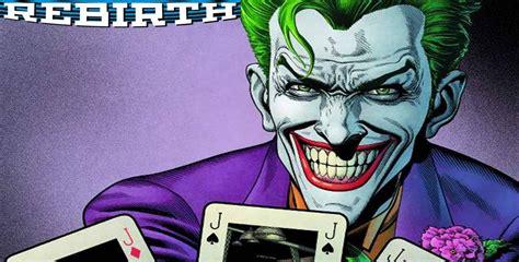 Dc Joker New 001 24 august 2017