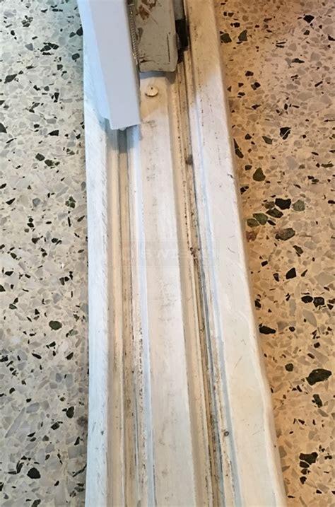 Closet Door Floor Track by Sliding Closet Door Track Swisco
