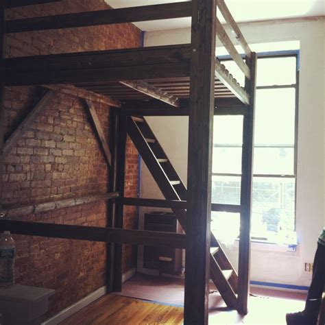 queen loft beds for adults 17 best ideas about queen loft beds on pinterest queen size bunk beds adult loft