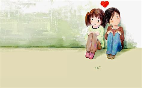 cartoon wallpaper about love cartoon love images and wallpaper