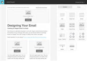 Mailchimp Email Templates by Tutorial For Creating A Custom Email Template In Mailchimp