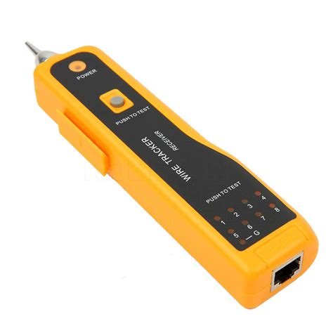 Produk Terbaru Electronik Terkini Rj45 Bnc Network And Coaxial Cable jual lan tester network wire tracker line finder cable track scan jw 360 cico store