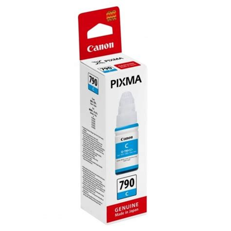 Cartridge Canon 790 Gi790 Gi 790 Gi 790 Tinta Printer Botol Kuning canon gi 790 cyan 70ml ink cartridge