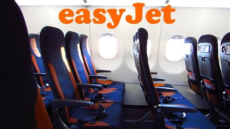 easyjet cabin trip report easyjet a320 new cabin venice vce to