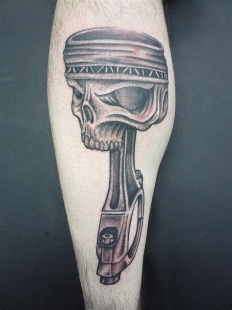 skull and piston tattoos piston tattoos designs ideas and meaning tattoos for you