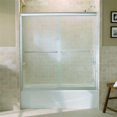 8 x 5 sliding doors kohler fluence 59 5 8 in x 58 5 16 in frameless sliding