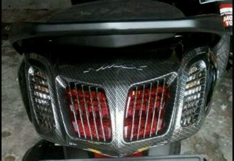 Cover Radiator Carbon Yamaha Nmax 1 jual cover set carbon yamaha n max cover radiator