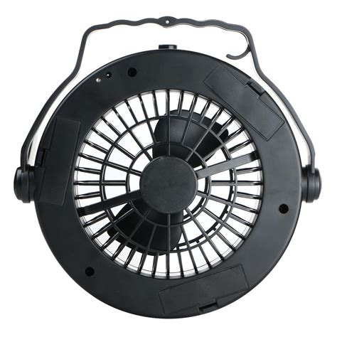 gazebo fan with hook outdoor multifunction portable usb cing led fan light