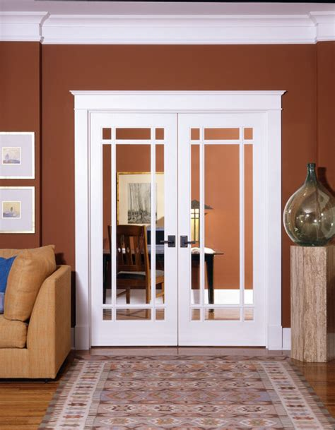 home office doors with glass 9 lite decorative glass interior door home office