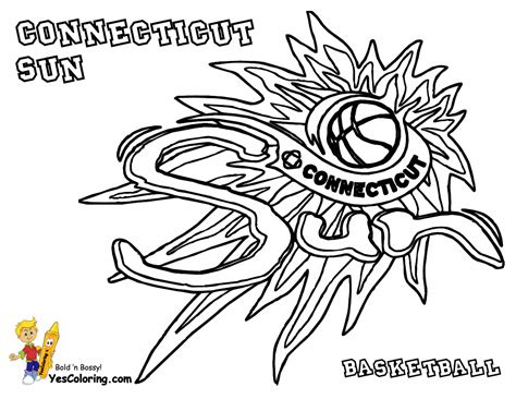 indiana basketball coloring pages gritty girls coloring wnba basketball east free