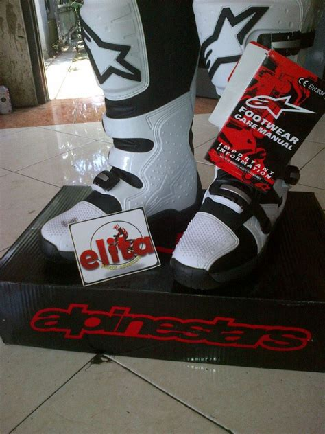 Sepatu Boot Dunlop elita motor products services
