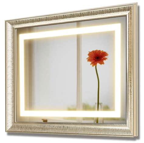 frames for bathroom mirrors lowes wall hung ip44 rated led light bathroom mirror frames