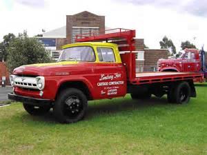 Ford International Truck Historic Trucks Melbourne International Truck Show 2012