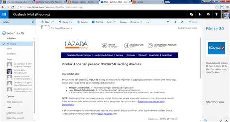 Lazada Indonesia pengalaman belanja di lazada indonesia lazada co