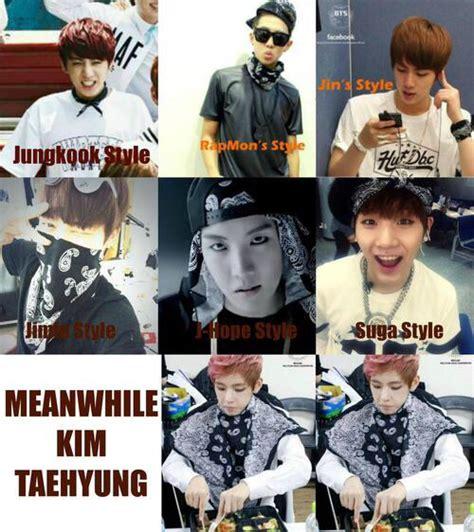 Jam Tangan Kpop Exo Its Time For Bias Pink jin kpop meme style suga v bangtan boys