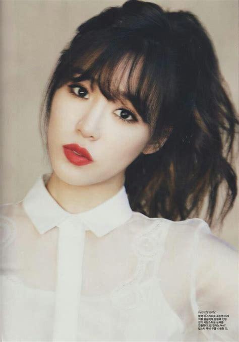imagenes de corenos flequillo al estilo coreano nota k pop amino