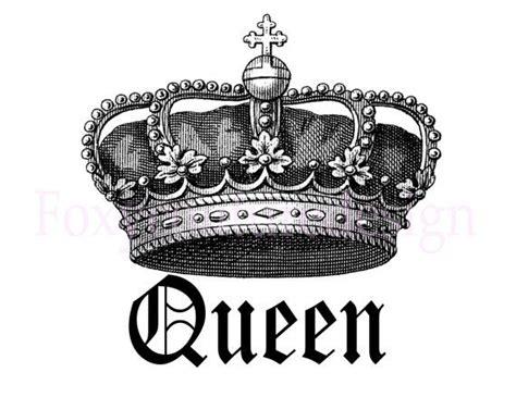 17 best ideas about queen crown tattoo on pinterest