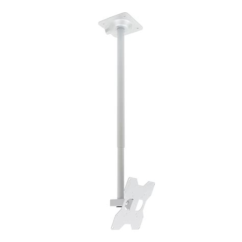 erard applik 2405 gris support plafond tv erard