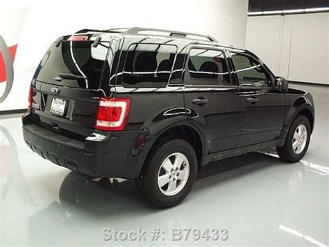 2011 Ford Escape Roof Rack buy used 2011 ford escape xlt cruise ctrl roof rack alloys