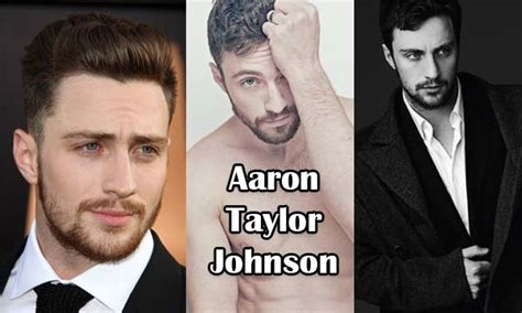 aaron taylor johnson how tall aaron taylor johnson height