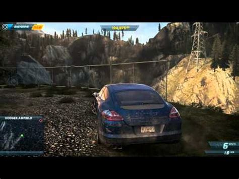 need for speed most wanted (porsche panamera turbo s