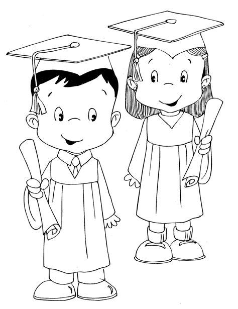 colorea tus dibujos graduaciones para colorear graduacion12