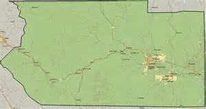 fremont county community map