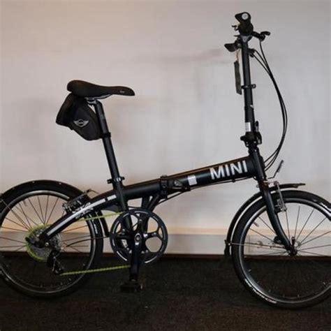 Keranjang Sepeda Mini jual beli sepeda lipat mini cooper bmw bekas sepeda