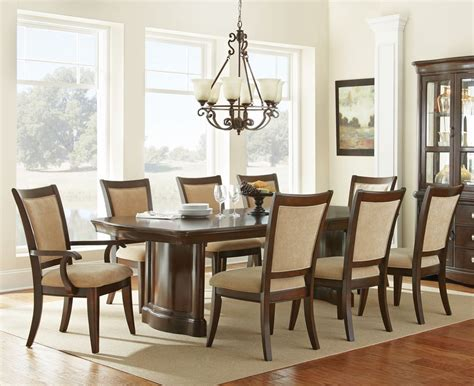 silver dining room table 100 hamlyn dining room set torjin brown and gray