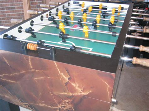 used tornado foosball table used tornado foosball table home model used parts forsale