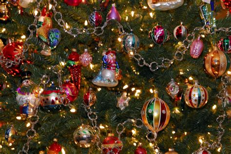 Tree Handmade Ornaments - tree ornaments cliparts co