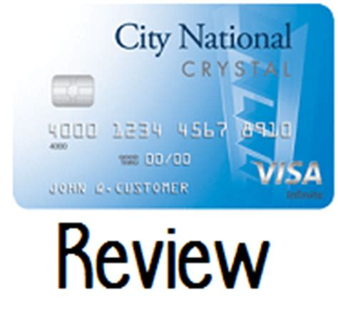 City National Bank Letter Of Credit City National Bank Visa Infinite Credit Card Review Doctor Of Credit