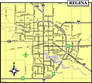 Regina Canada Map regina map regina sk canada mappery