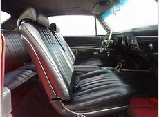 1968 Chevelle Bucket Seat Interior Photos Mac S