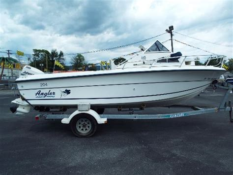 angler 204 boat angler boats for sale boats